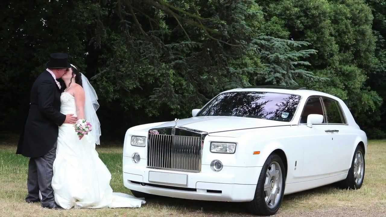 Rolls Royce Phantom Wedding Car Hire London Es Kent Hertfordshire Abbey Weddings You
