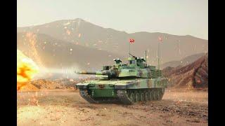 Üretilecek ilk Altay tankı ortaya çıktı