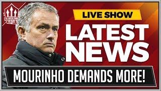 Mourinho's Manchester United Early Season Report! Man Utd News