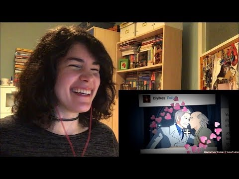 Repeat Meerkat Reacts to Hammertime's RWBY Volume 6 Chapter
