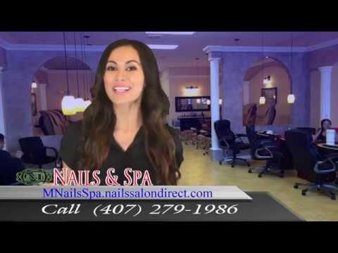 Nails Salon Orlando M Nails & Spa M Nails & Spa TEXT/CALL (407) 279-1986
