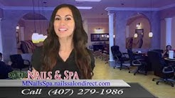 Nails Salon Orlando M Nails & Spa M Nails & Spa TEXT/CALL (407) 279-1986