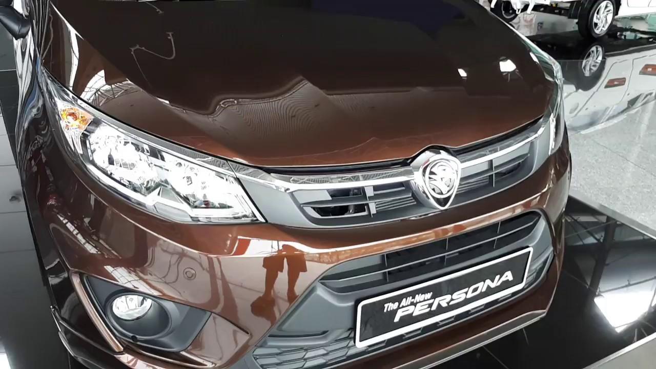 All New Proton Persona Walk Around 2018 Proton Malaysia