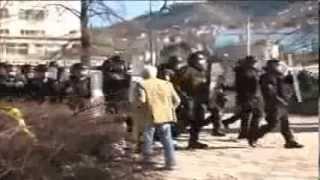 Adamantine - Rise - Bosnian Riot  (07.02.2014) - Bosnian Spring