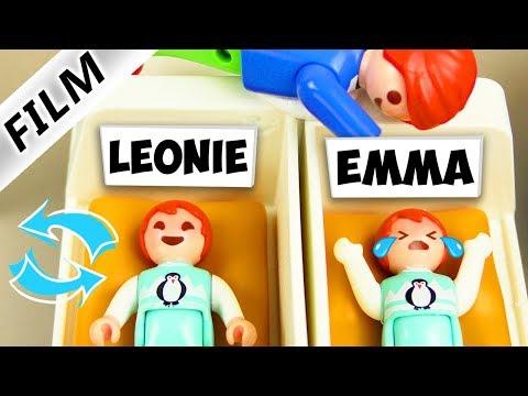 Playmobil Film deutsch | EMMA NACH GEBURT VERTAUSCHT? Familie Vogel Geheimnis gelüftet | Kinderfilm