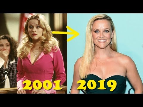 Legally Blonde (2001) Then And Now [2019]