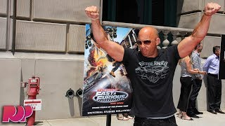 Vin Diesel To Star In 'Fast And Furious' LIVE