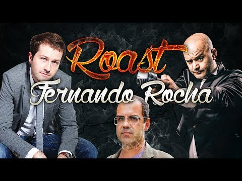 Roast Fernando Rocha - Paulo Almeida e Rui Zink