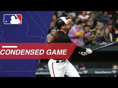 Condensed Game: CLE@BAL - 4/20/18