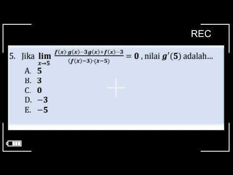matematika-limit-l'hopital|-pembahasan-soal-matematika-unik-|-matematika-sederhana