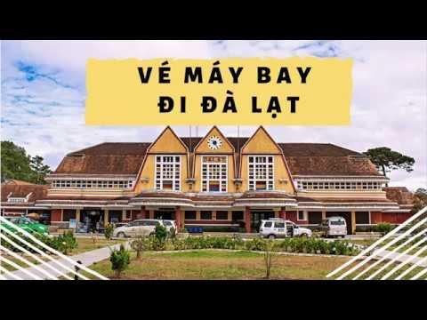 Vé máy bay đi Đà Lạt Vietjet Air tháng 3,4,5 chỉ từ 49,000 VNĐ - Booking ngay