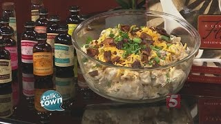 Recipe # 5383 Loaded Baked Potato Salad