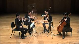 Tchaikovsky String Quartet No 1 in D Major, Op.11 by NOVUS String Quartet