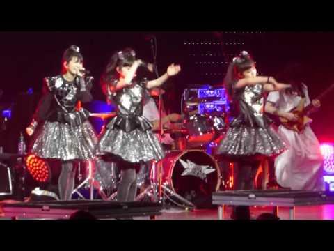 """Megitsune"" Babymetal@Verizon Center Washington DC 4/12/17"