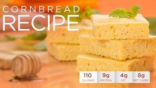 Cornbread Recipe - Healthy Holidays