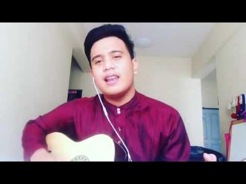 cover Lagu -- LUPAKAN DIA CINTAI AKU -penyanyi asal Firzo