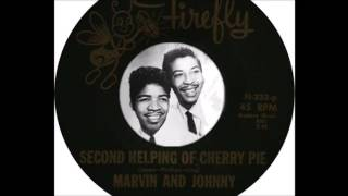 Marvin & Johnny - Second Helping Of Cherry Pie (1960)