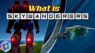 What is SkyWanderers?