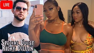 Jordyn Woods REPLACES Kylie Jenner With Megan Thee Stallion! Special Guest Ricky Dillon | #TMTL