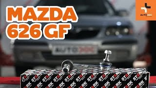 Întreținere Mazda 626 GF - tutoriale video gratuit