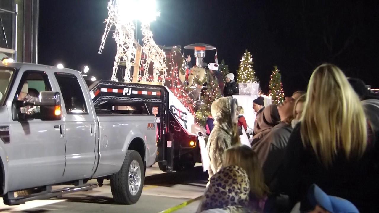 little texas christmas in ida parade 2016 - Christmas In Ida