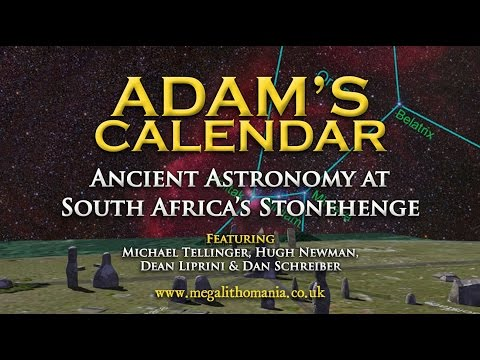 Adam's Calendar: Ancient Astronomy at South Africa's Stonehenge