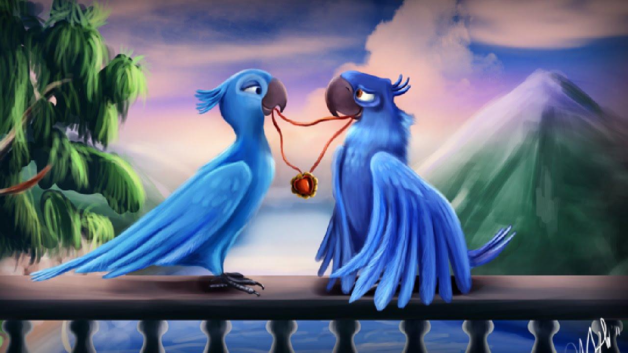 картинки жемчужинки и голубчика из рио тату