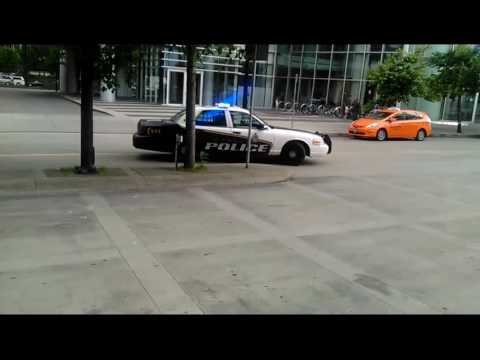 Transit Police Traffic Stop