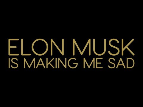 The Rentals – Elon Musk Is Making Me Sad [OFFICIAL LYRIC VIDEO]