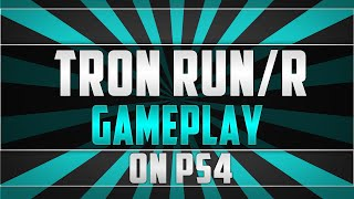 *FREE NEW GAME* TRON RUN/r - Gameplay on PS4
