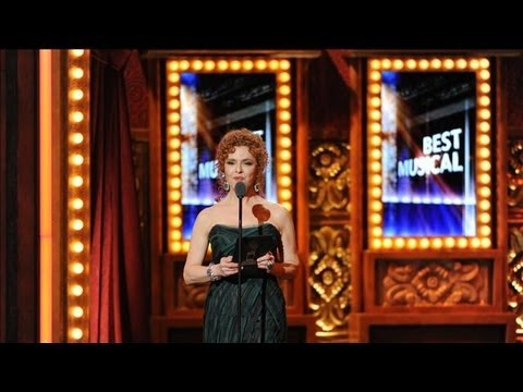 Tony Awards 2013  Kinky Boots Edges Matilda for Tony Glory