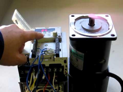 mitsubishi electric fr e520 1 5k inverter youtube rh youtube com mitsubishi fr-e520-0.75k manual mitsubishi fr-e520-0.75k manual