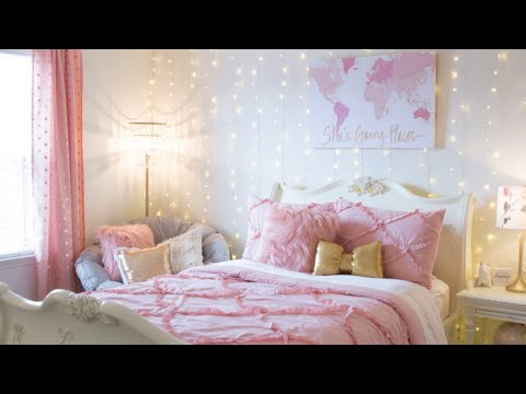 Back To School Bedroom Makeover with Better Homes & Gardens at Walmart