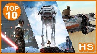 Top 10 Jogos Star Wars