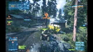 Battlefield 3: Alborz Mountain (Armored Kill PC Game Play)
