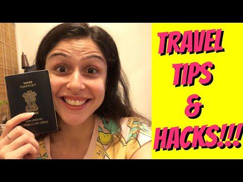 Travel Tips & Hacks #TalkToSherry