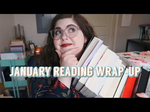 JANUARY 2019 WRAP-UP (17 books!) 📚 | Novel Ink Mp3