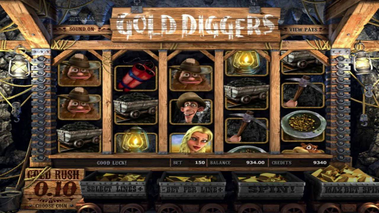 Spiele Gold Diggers - Video Slots Online