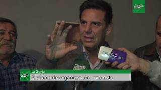 """""""Las elecciones van a ser un plebiscito a la gestión de Garro"""""""