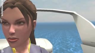 Tomb Raider Underworld Wii gameplay