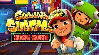 Subway Surfers Android Gameplay - HONG KONG vs BUENOS AIRES