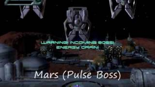 Space Invaders Boss Battles