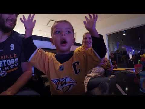 GoPro - Nashville Predators vs. Montreal Canadiens