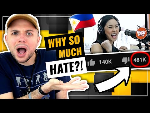 Kim Chiu - Bawal Lumabas | Wish BUS | FILIPINOS ARE NOT IMPRESSED! 😠 | HONEST REACTION