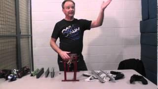 KW Speedskating - Sharpening with Paul Shoebridge - Part 2