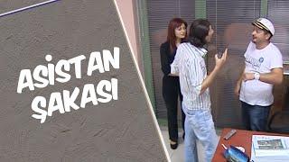 Mustafa Karadeniz - Asistan Şakası