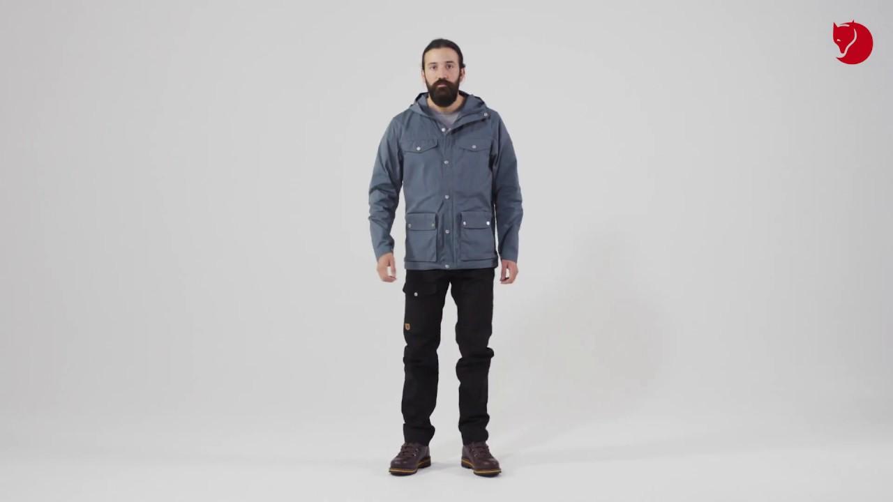 super popular 38edf bf684 Fjällräven - Greenland Jacket For Men