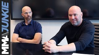Dana White, Jeff Novitzky defend the legitimacy of the UFC 232 move