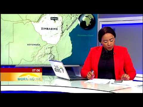 Latest update on Zimbabwe