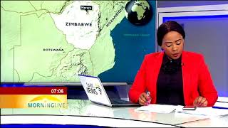 Latest update on Zimbabwe